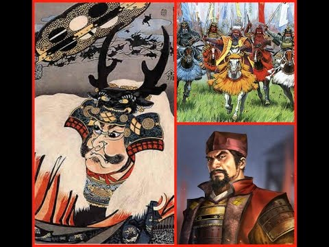 History of Takeda Shingen, Beginnings (Part 1)