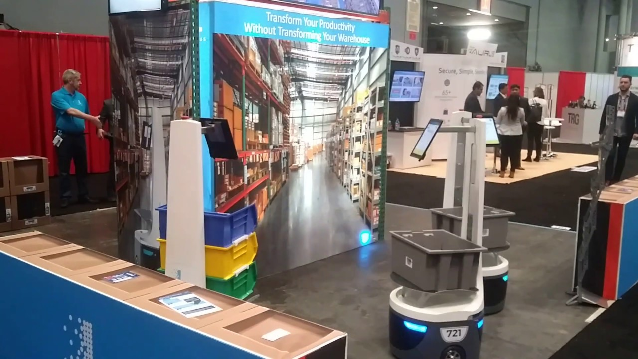 A review of Robotics at NRF 2019 – Styleintelligence
