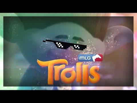 Кадры из фильма Тролли