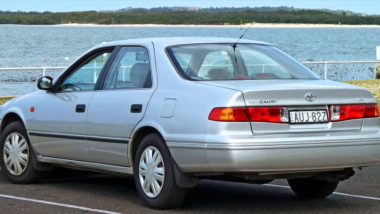 Toyota camry 2002 model
