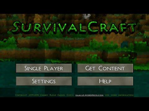 Скачать SurvivalCraft 1.29.17.0[Полная Версия!]