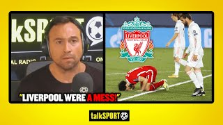 """LIVERPOOL WERE A MESS!"" Jason Cundy & Andy Goldstein SLAM Liverpool's performance vs Real Madrid!"