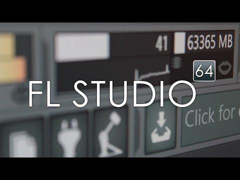 FL Studio 64 bit is now released! : edmproduction