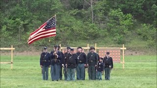 AMERICAN Civil War Shooting Competition (YouTube hates this flag)