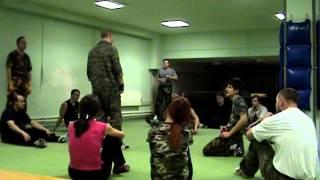 Психологическая подготовка к рукопашному бою часть 14(, 2013-10-08T18:51:14.000Z)