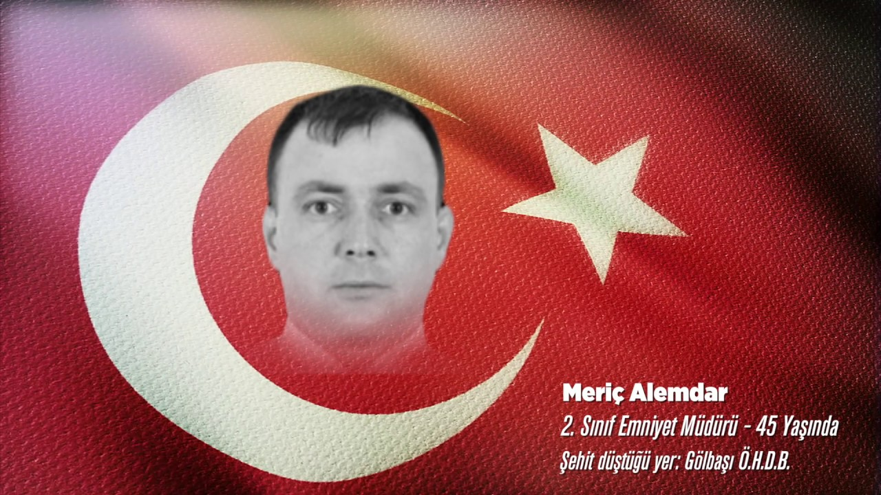 15 Temmuz Şehidi Meriç Alemdar