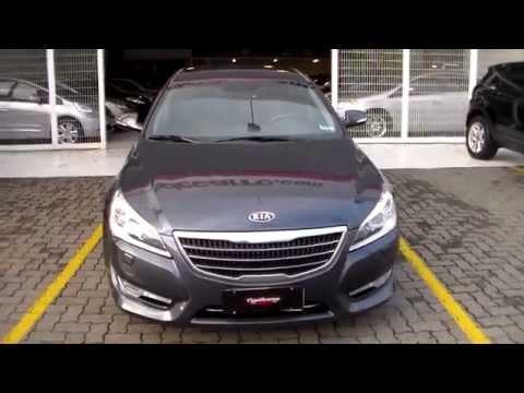 Kia Cadenza EX V6 3.5 24v Automático - 2011