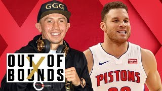 On today's show, Gilbert Arenas and the #OutofBounds crew ease into...