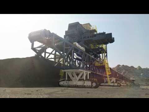 FLSmidth - Open-pit Continuous Mining Equipment