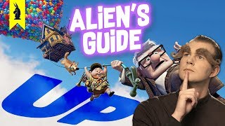 Alien's Guide to Pixar's UP