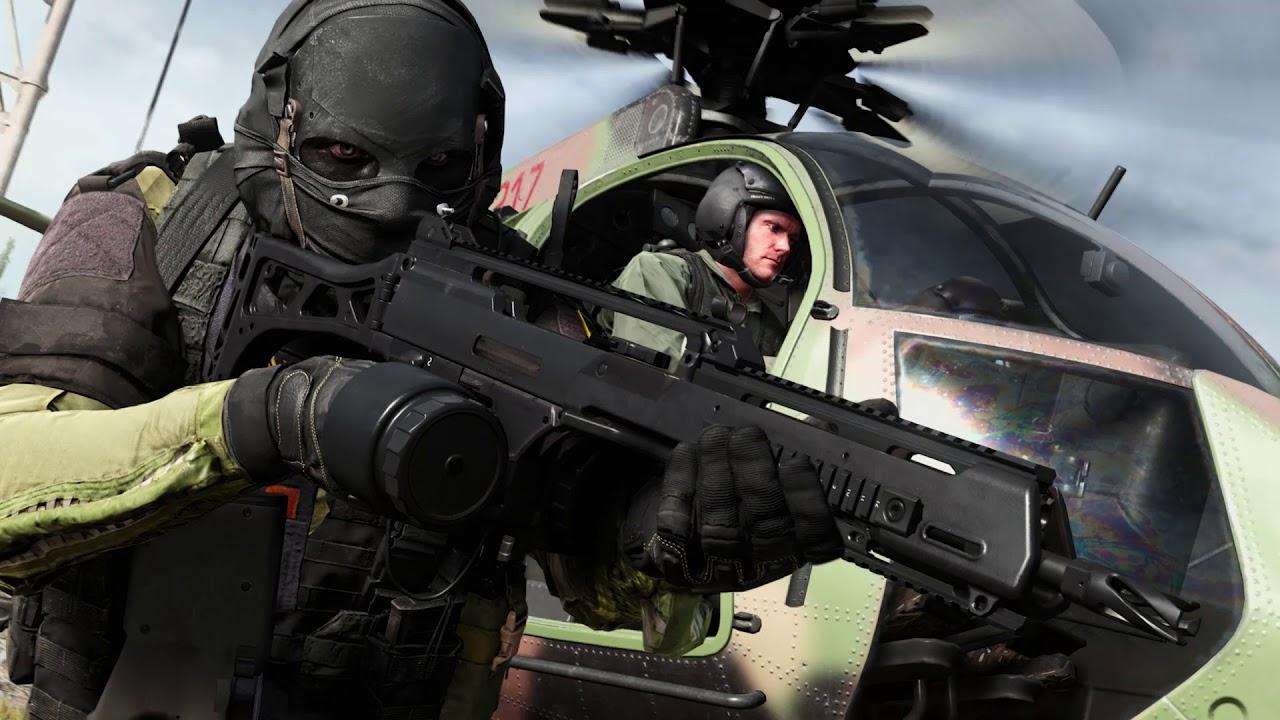 《使命召唤:现代战争》第1賽季 中文预告