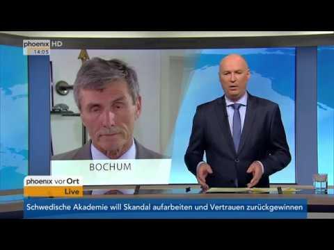 Anklage gegen Martin Winterkorn: Ferdinand Dudenhöffer am 04.05.18