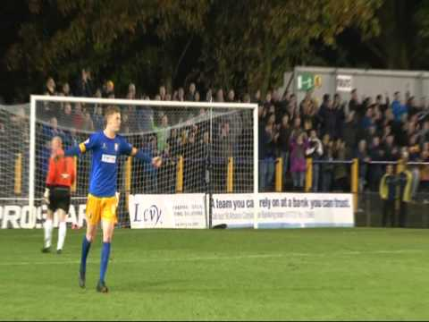 Sam Clucas picks his favourite goal from Saturday's 8-1 win at St Albans City on Saturday: