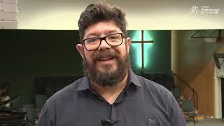 Diário de um Pastor com o Reverendo Davi Nogueira Guedes -Mateus 6:34, 29/10/2020.