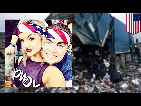 Cory Barron may have fallen down garbage chute at Cleveland's Progressive Field - TomoNews US  - BH3dcuMXjfE -