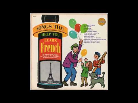 Songs That Help You Learn French - Side 1 (Golden Records)