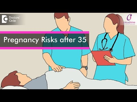 First Pregnancy after 35 years | Evaluate the Risk | Pregnancy in Older Moms Dr. Shefali Tyagi