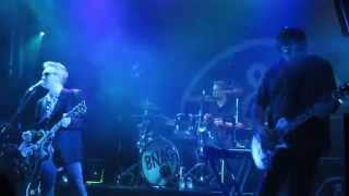 The Mission - 'Swoon' - O2 Academy Islington -  23rd July 2015