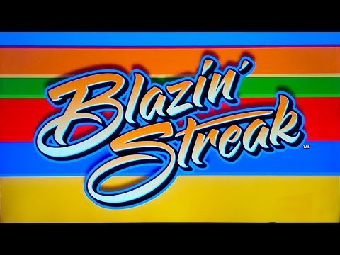 Blazin' Streak Slot - BACKUP SPIN SUCCESS, NICE! - 동영상