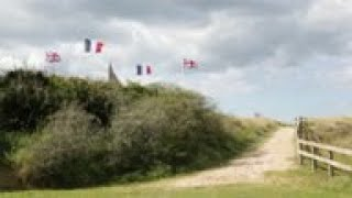 French veteran recalls horrors of Sword Beach
