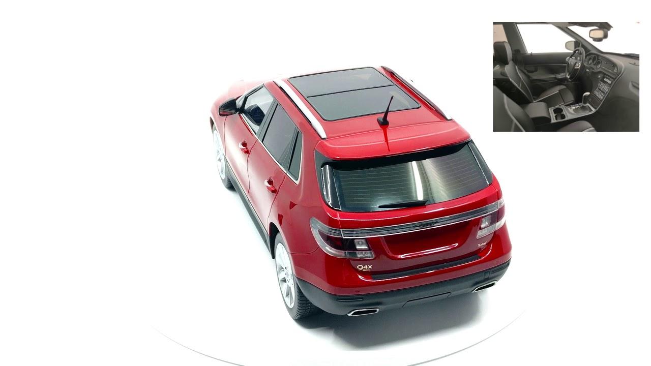 Saab 9-4x 2011 032 1:18 ADN Collectibles