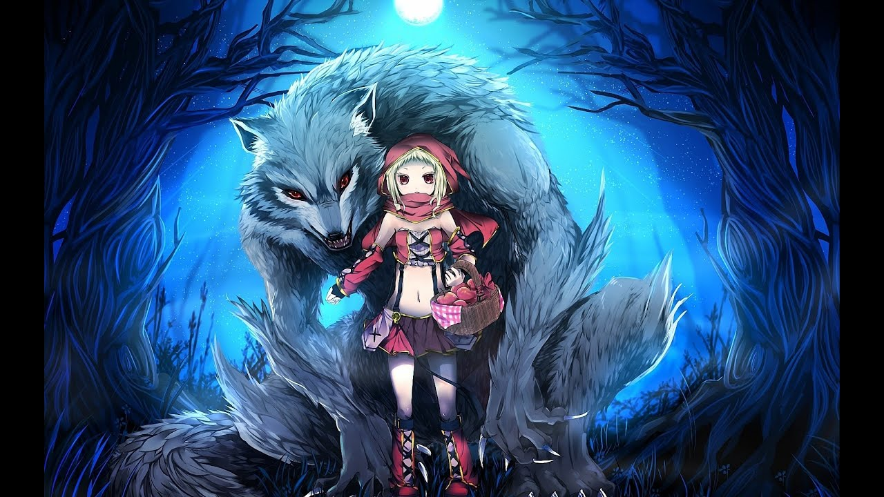 top 5 werewolf anime