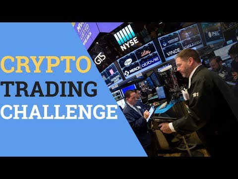 Crypto Trading Challenge | Trade No. 3 | 15% gain turning 2,192 to 2,524