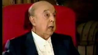 Entrevista en la Silla Caliente al General Marcos Pérez Jiménez 1998 (VI Parte)