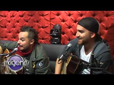 IV Oxígeno Rock Session con Jhovan, Gaia y Emergency Blanket