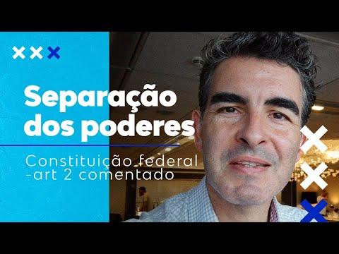 constituiÇÃo-federal-art-2-comentado---separaÇÃo-dos-poderes