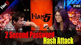 How to get System password from Hash code - YouTube