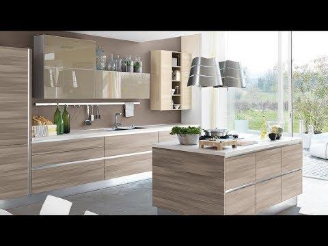 БЕЖЕВАЯ КУХНЯ | Современный дизайн бежевой кухни | Бежевый тон в интерьере