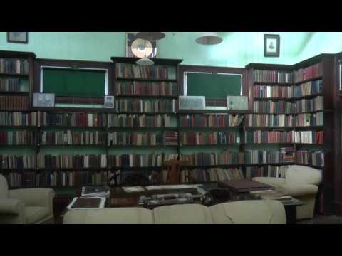 Tour of Jan Smuts  House with Philip Weyers  - part 1