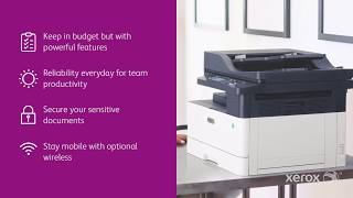 A3 Value Everyday with Xerox B1022 / B1025 Multifunction A3 Printer