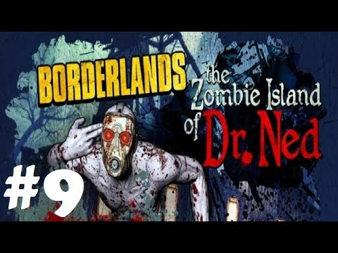 """Borderlands: The Zombie Island of Dr. Ned (DLC)"" #9 Secrets And Mysteries"