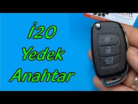 Hyundai i20 Anahtar Yaptımı | Yedek Kopyalama - Oto Anahtarcı İstanbul