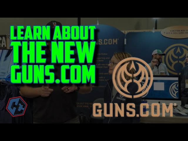 Learn About The New Guns.com – SHOT Show 2020