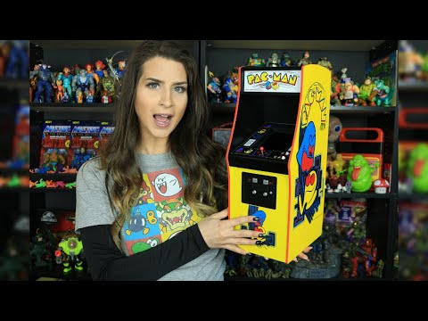 🥇 The BEST Pac-Man Mini Arcade Out There