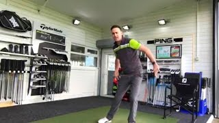 Improve Your Ball Striking Swing Tip