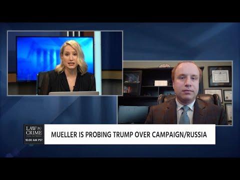 Bradley Moss Talks Trump/Mueller Russia Probe on Law & Crime Network 1-12