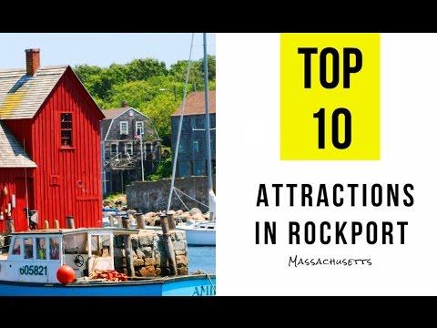 Top 10. Best Tourist Attractions in Rockport, Massachusetts