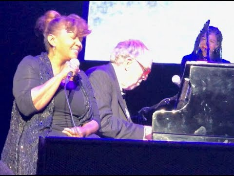 Anita Baker and Bob James - My Funny Valentine (Capital Jazz Festival 6/3/2018)