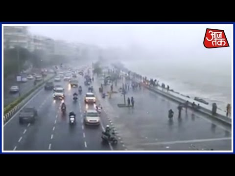 Mumbai: Rains To Continue For Next 24 Hours; High Tide Expected
