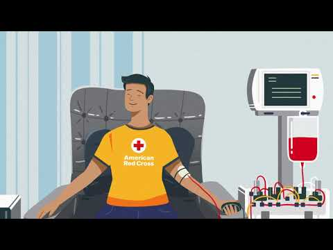 Give More Red Blood Cells. Make A Power Red Donation.