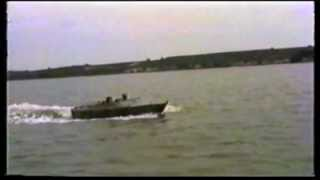 Home Built Jet Boat