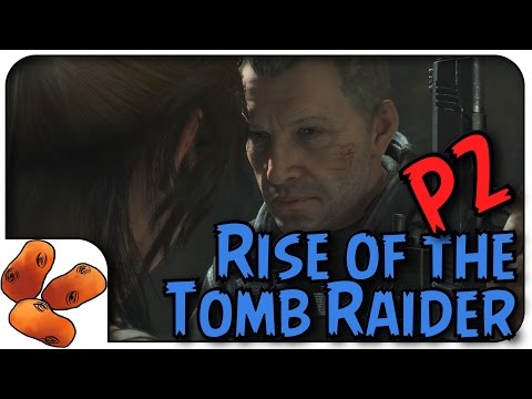 Rise of the Tomb Raider - Part 2