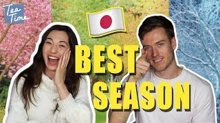 Discussing The Best Season to Visit Japan [Ft. JakenbakeLIVE]