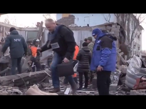Ukraine Committed War Crimes By Using Scarab B On Civilians