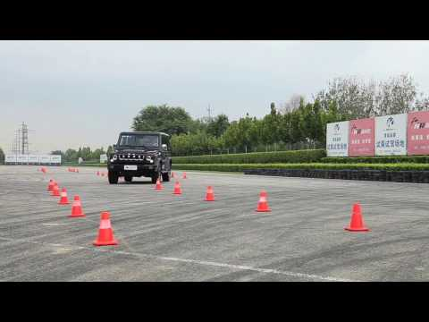 BAIC Beijing BJ80 2.3T evaluation report