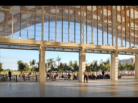Places to see in ( Metz - France ) Centre Pompidou Metz